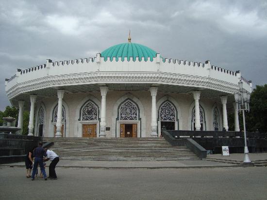 Ташкент, Узбекистан: Tashkent Museum