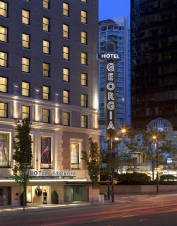 ホテル ジョージア Picture