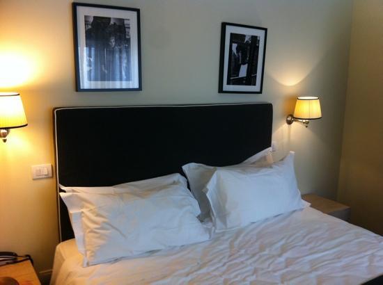 Ponte Vecchio Suites & SPA: the comfy bed