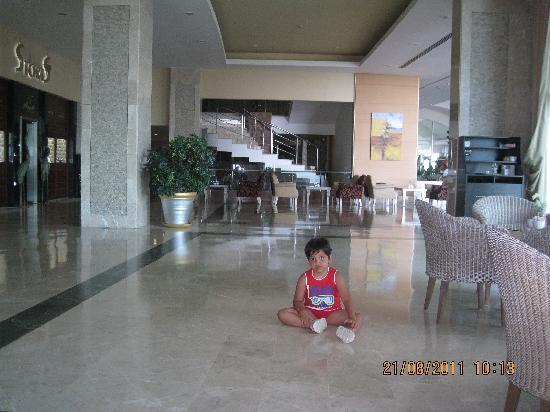 Miracle Resort Hotel: miracle antalya 2011-8