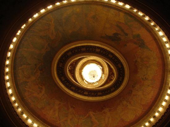 Theatro Municipal do Rio de Janeiro : Theater´s (Opera) Dome