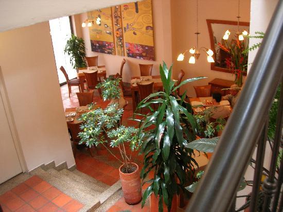 Hotel Casa Deco: Sala colazione