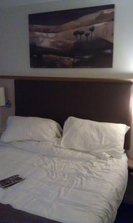 Premier Inn Nottingham City Centre (Goldsmith Street) Hotel: Bed