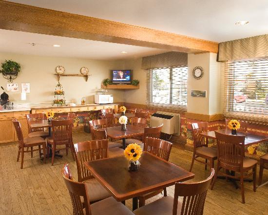 Country Inn & Suites By Carlson, Regina, SK: Country Inn & Suites By Carlson Regina Breakfast Room