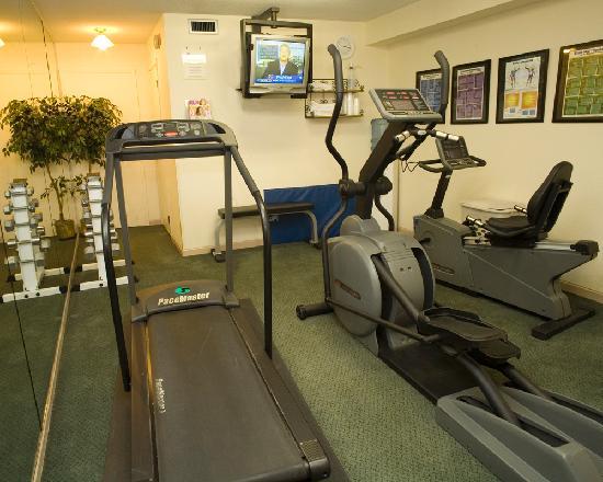 Country Inn & Suites By Carlson, Regina, SK: Country Inn & Suites by Carlson Regina Fitness Room