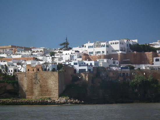 Rabat, Marruecos: The Kasbah