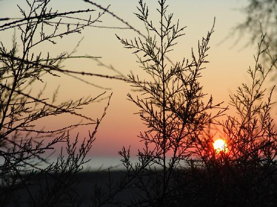 Li Patuli: Il tramonto