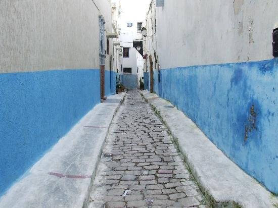 Rabat, Marocko: The Kasbah