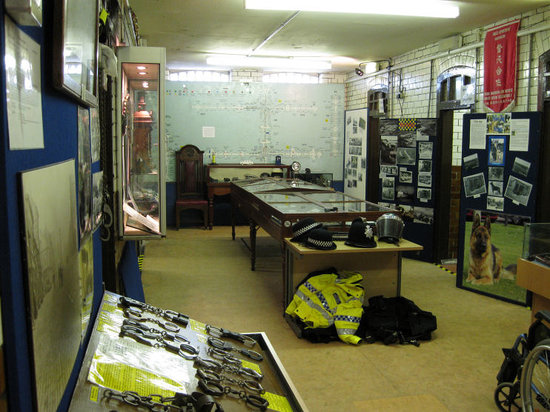 Museum of Policing in Cheshire