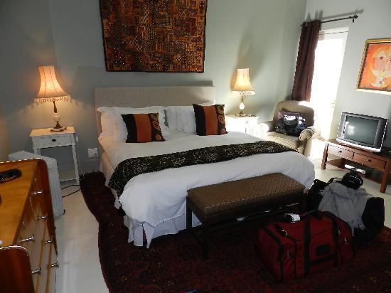 Parker Cottage: Main Room