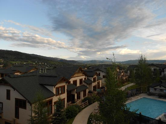 EagleRidge Lodge: The View