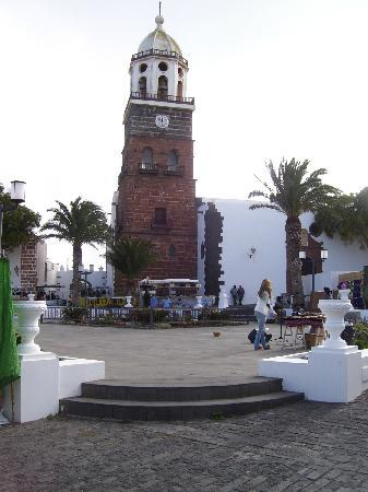 Lanzarote, Espagne : teguise