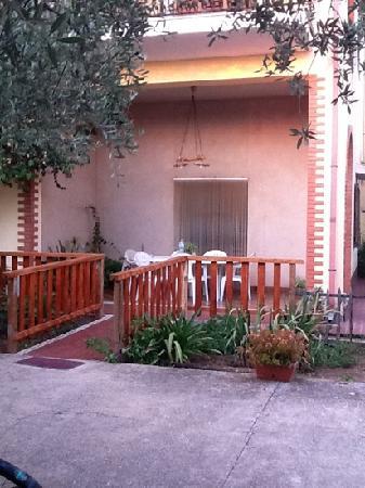 Azienda Montalbano: reception!!!!
