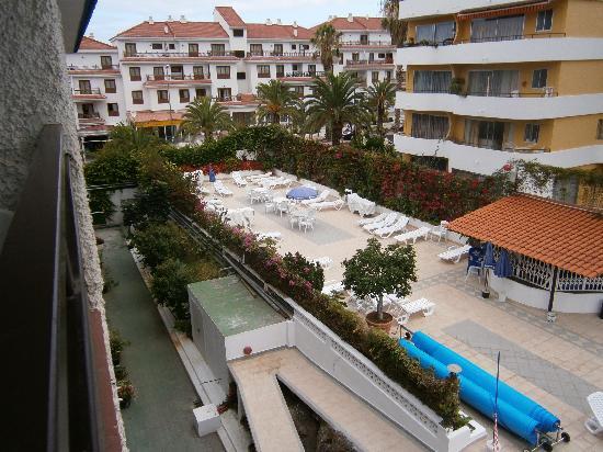 Pool area fotograf a de apartamentos pez azul puerto de la cruz tripadvisor - Apartamentos pez azul tenerife ...