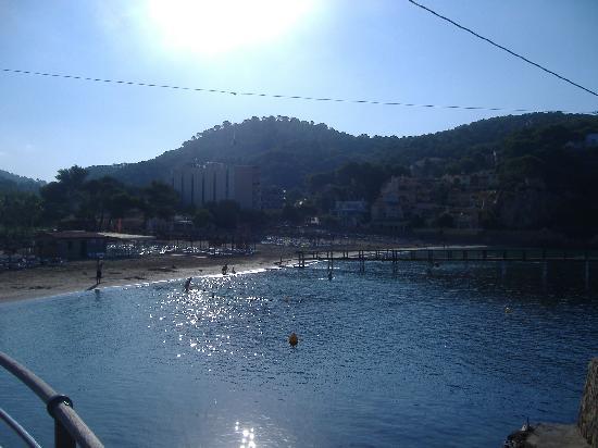 Hotel Villa Real: Morning view