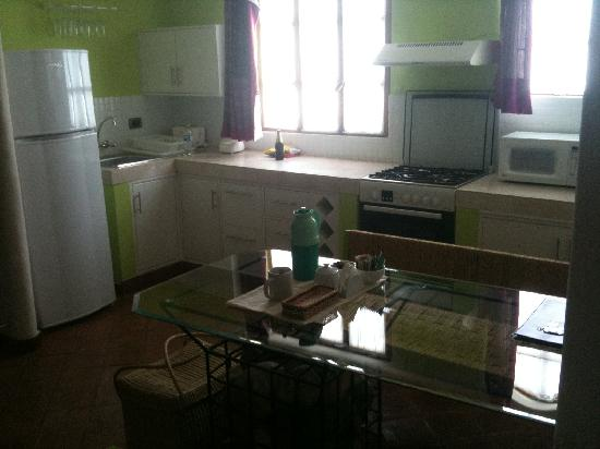 Quinua Villa Boutique: kitchen