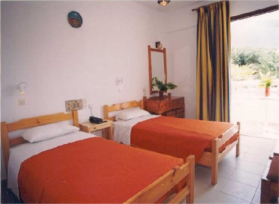 Anna Hotel : Room