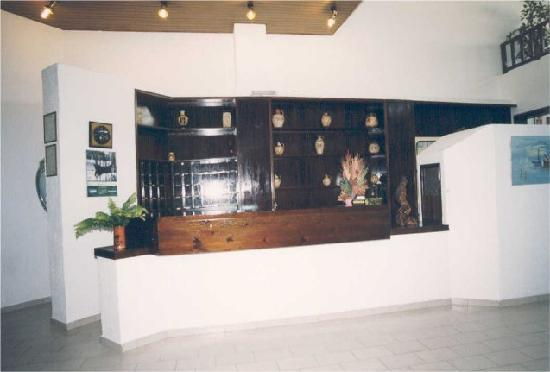 Anna Hotel : Reception