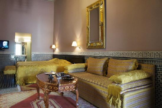Riad Fes - Relais & Chateaux: お部屋
