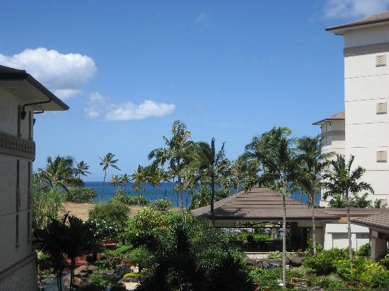 Beach Villas at Ko Olina by Ola Properties: View from our unit-Ocean Tower 305