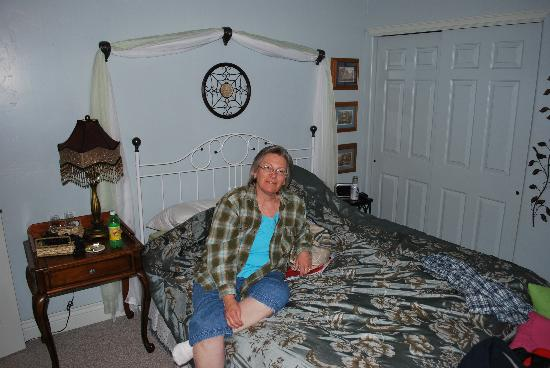 Grand Junction Bed and Breakfast: Our room