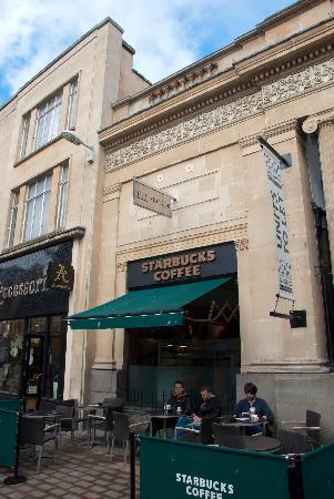 Starbucks Broadmead Bristol: The store