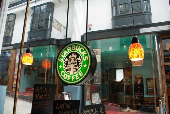 Starbucks Broadmead Bristol