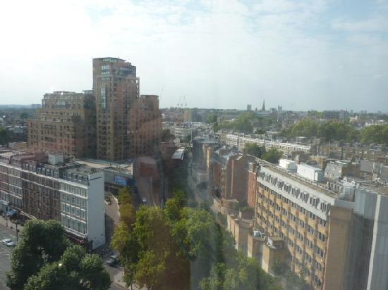 โรงแรมฮอลิเดย์อินน์ ลอนดอน เคนซิงตัน ฟอรั่ม: view