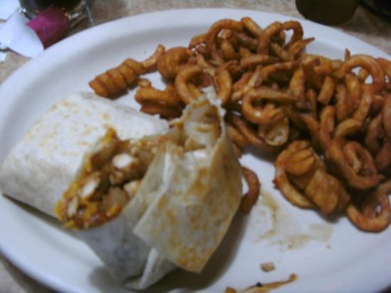 Brownstone Diner & Pancake: wrapp