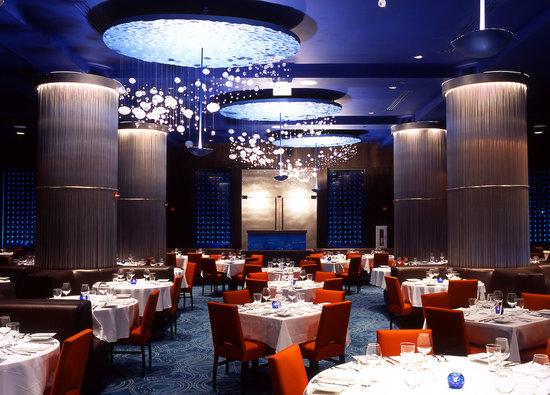 Todd English's Blue Zoo: Main Dining Room