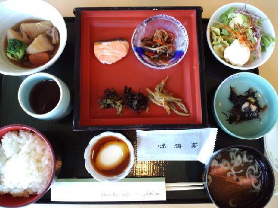 Niigata Toei Hotel: 朝食。和食です。