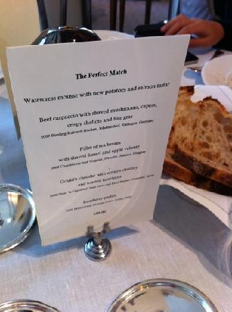 Petrus: a value dining option