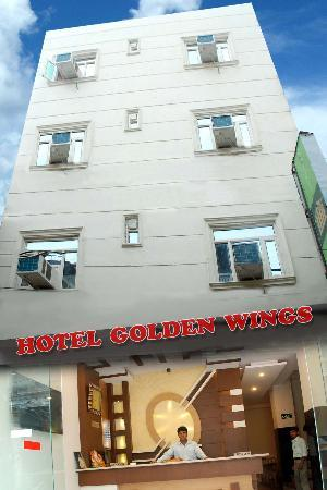 Hotel Golden Wings: Hotel Building