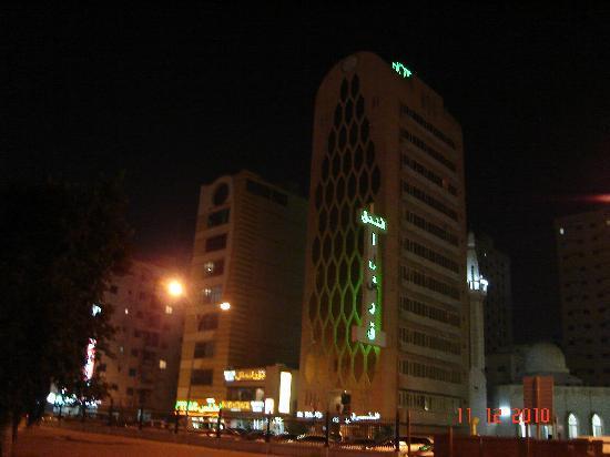 Al Sharq Hotel : From Rolla side