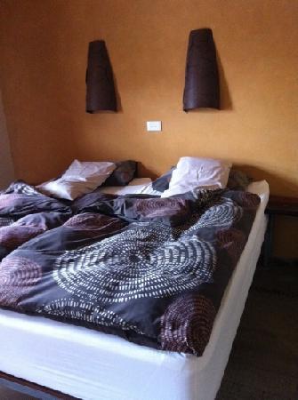 Hotel Pension A la Mer: Stanza