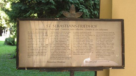 Cemetery of St. Sebastian (Friedhof St. Sebastian)