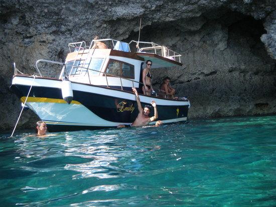 Escursioni Barca Emily