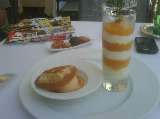 L'Escoundudo : Le dessert autour de l'abricot