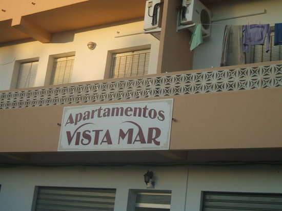 Appartamenti Vista Mar : fronte appartamenti
