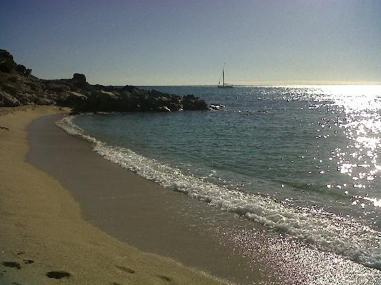 Alma Resort: Spiaggia