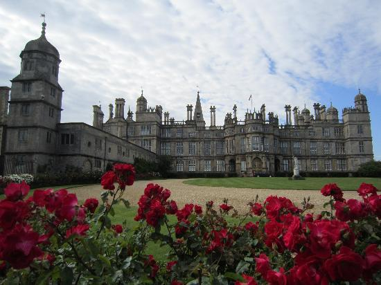 The Exeter Arms : Burghley House
