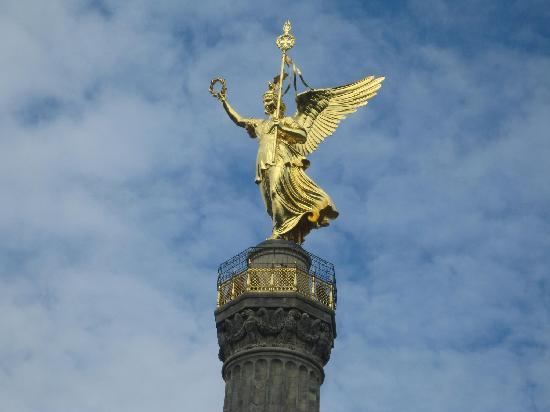 Victory Column (Siegessaule): Victory Column September 2011