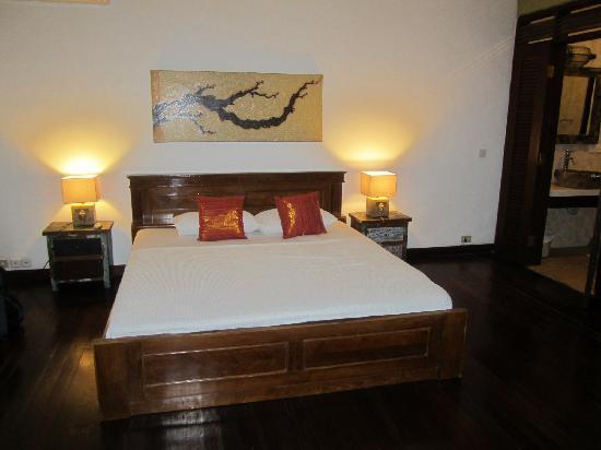 Villa Areklo: Our room