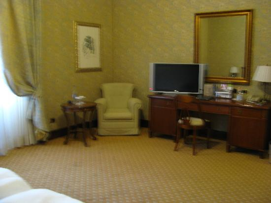 Grand Hotel Villa Igiea - MGallery by Sofitel: Guest room plus - desk
