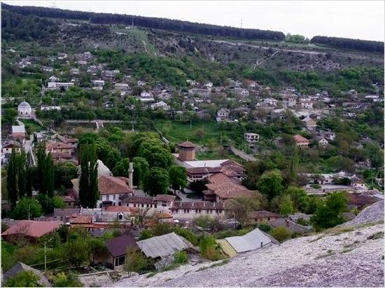 Bakhchisaray, Ucraina: Main view
