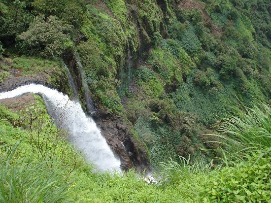 The Fern Surya Resort, Mahabaleshwar: Lingmala Waterfalls