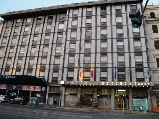 Hotel Best Western President Rome