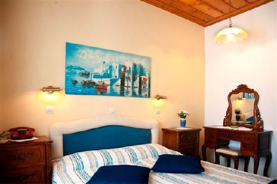 Ippokampos Hotel: double