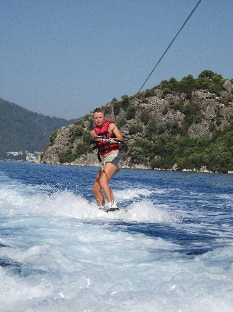 Club Adakoy Resort Hotel: Wakeboarding
