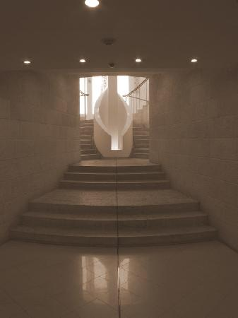 The Supreme Court of Israel : Stairs